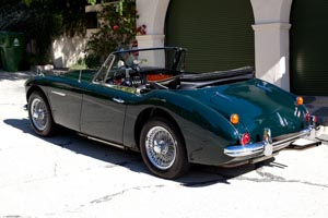 1967 Austin Healey BJ8 Mark III