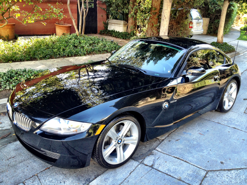 2008 BMW Z4 Roadster Coupe