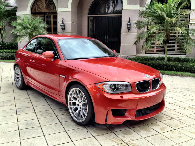 2001 BMW 1M – 500 of 714 ever produced